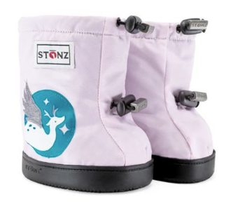 STONZ BOOTIE Magic Deer Pink