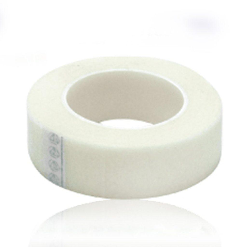 Hypoalergenní lepící páska pro prodlužování řas