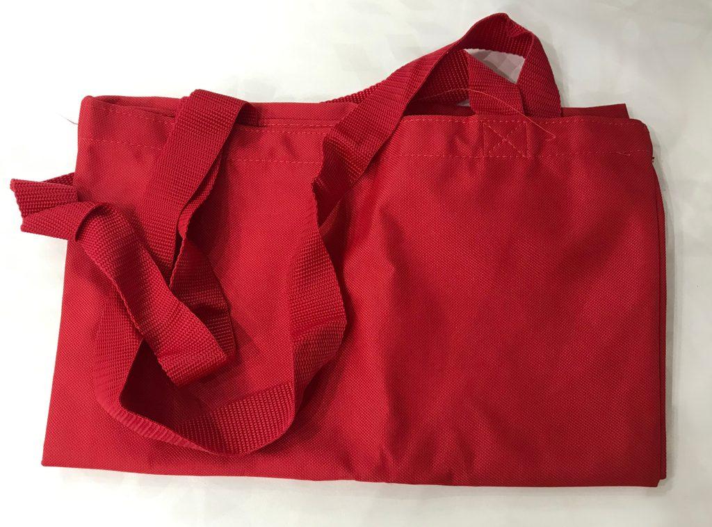 Dámská nákupní taška - Red