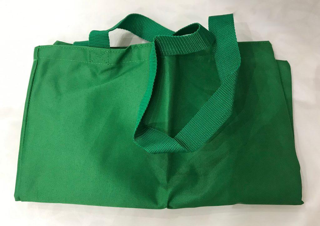 Dámská nákupní taška - Green