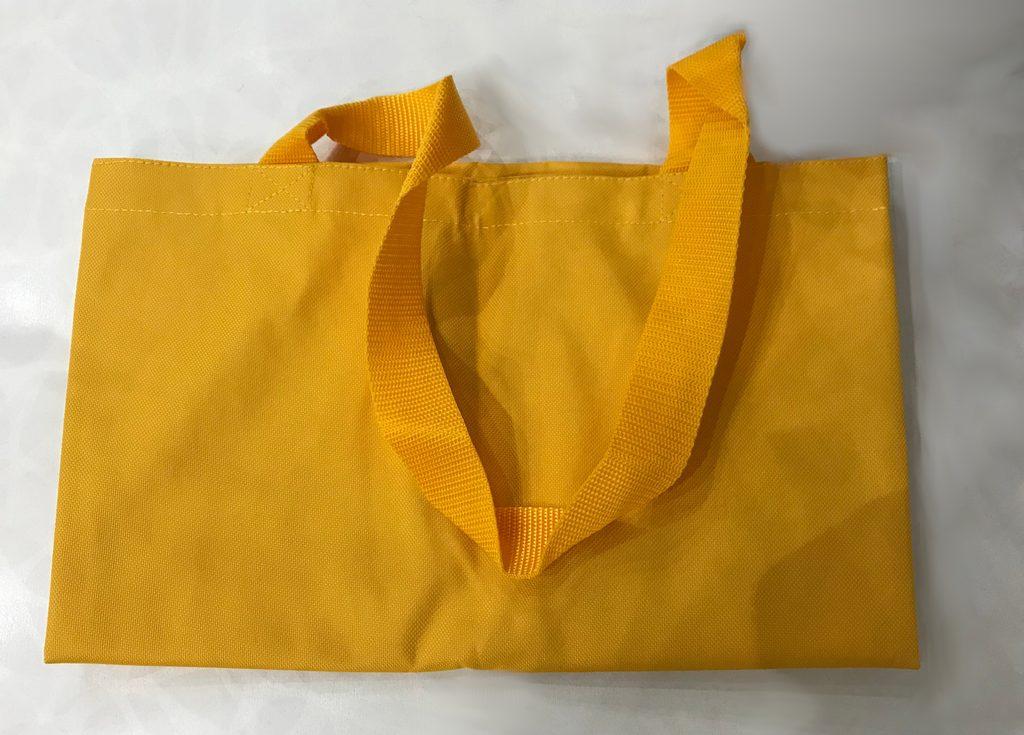Dámská nákupní taška - Yellow