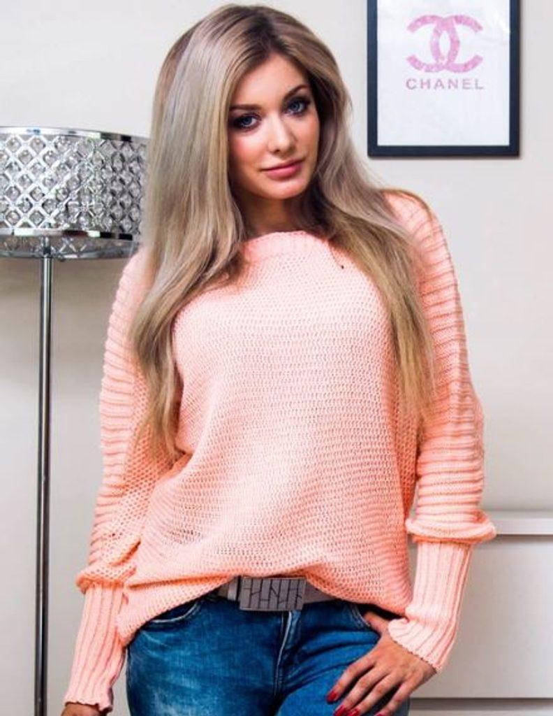 Luxusní dámský svetr - UNI (S-L)