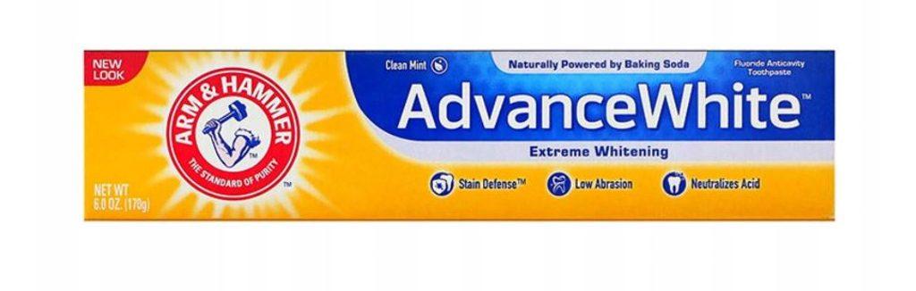 Arm & Hammer ADVANCE bělící zubní pasta
