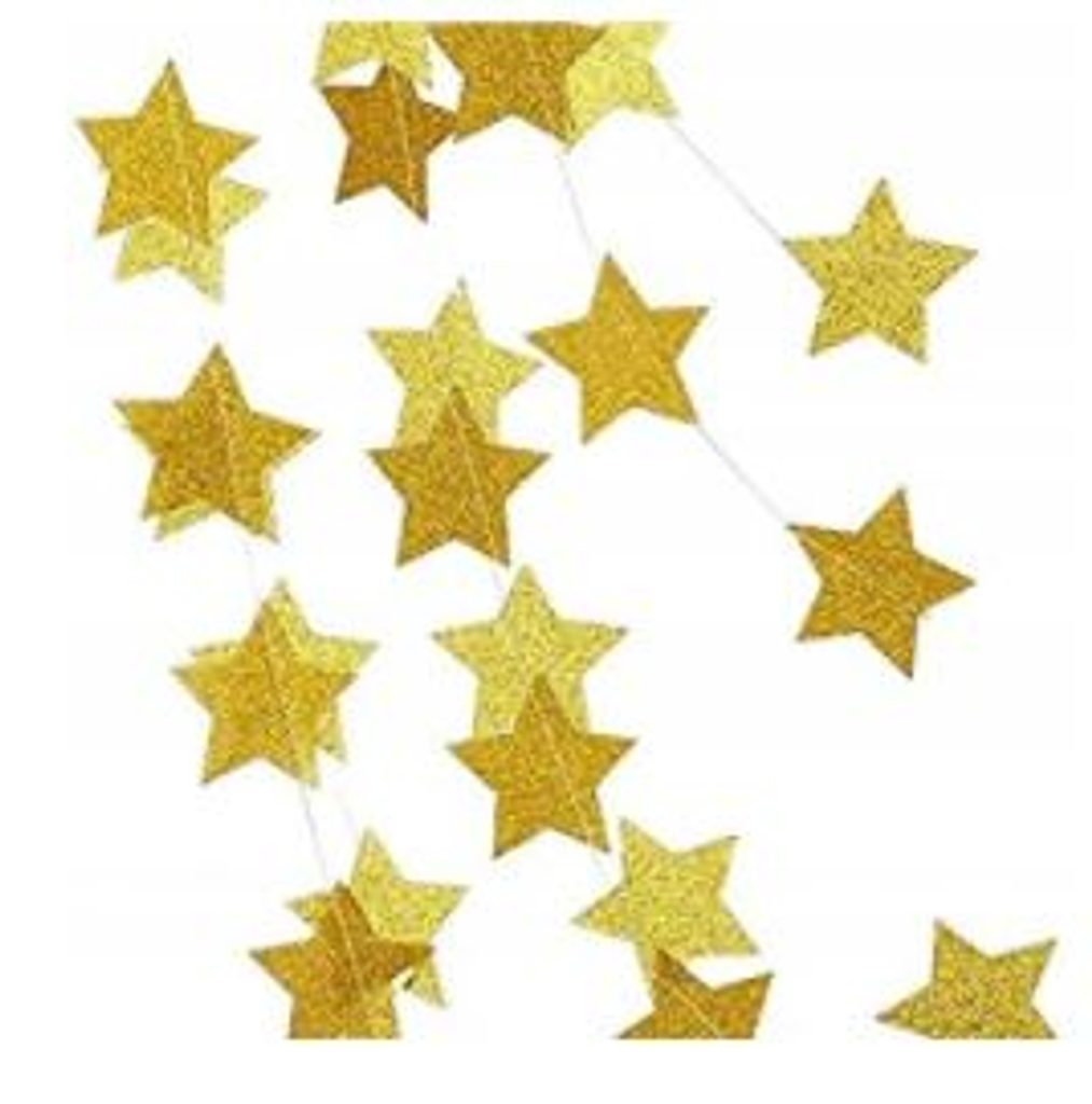 Hvězdičky na nebesa - Zlaté