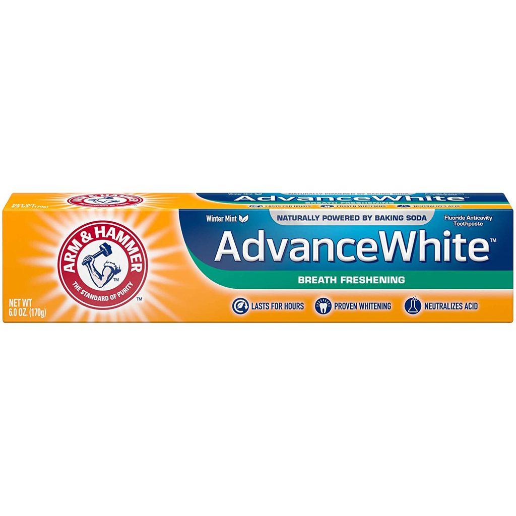 Arm & Hammer ADVANCE bělící zubní pasta pro svěží dech