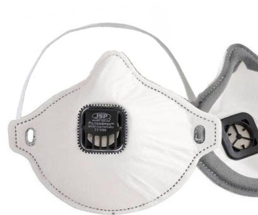 Respirátor FFP3 NR V s výdechovým ventilem