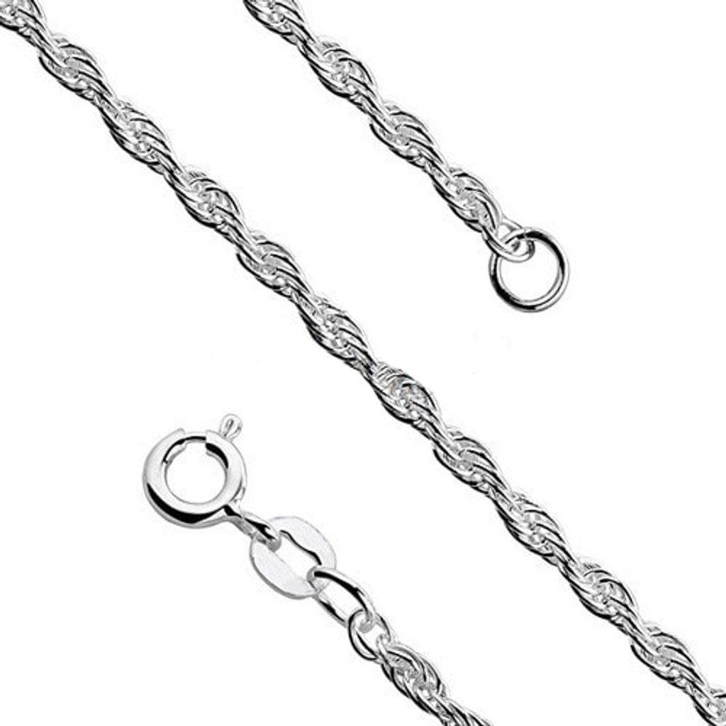 Stříbrný řetízek Daisy Ø 040 - 42 cm