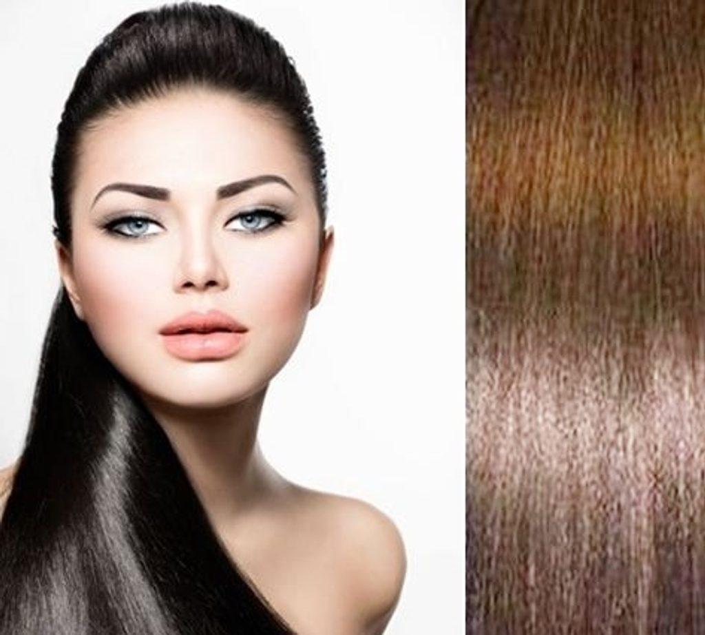 Příčesek culík/ cop PONY 100% Lidské vlasy REMY 52cm světle hnědá