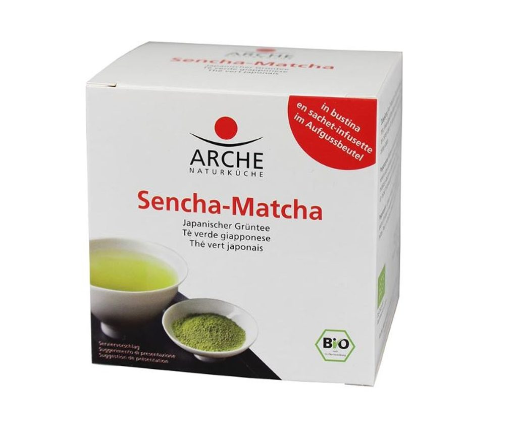 Original japonský biorganický Sencha Matcha čaj