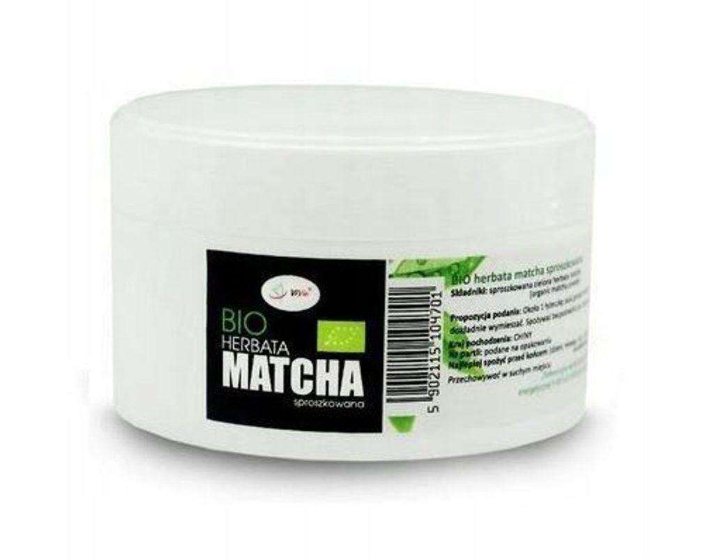 Japonský vysoce kvalitní Bio Matcha tea