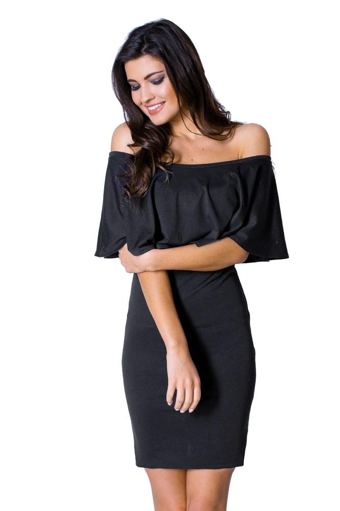 071dc3f4e7eb Studiomody.cz - Úžasné dámské šaty - black - Sukně