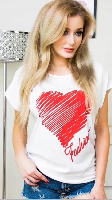 Exkluzivní tričko s potiskem - vzor 2 - 4XL/5XL