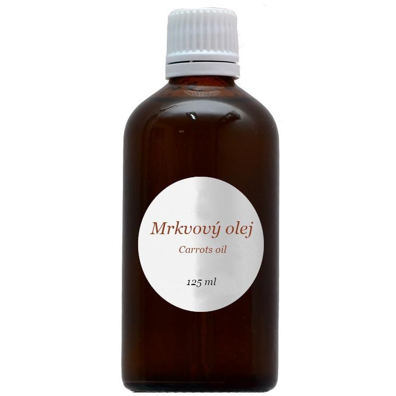 100% Přírodní mrkvový olej 125ml