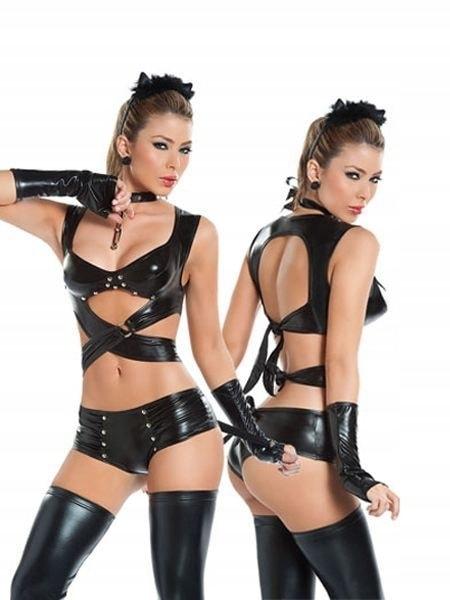 Exkluzivní latexový obleček - S/M