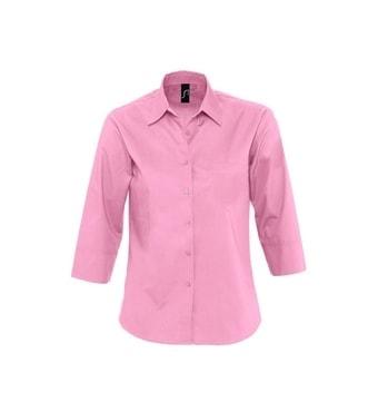 Dámská košile růžová XXXL