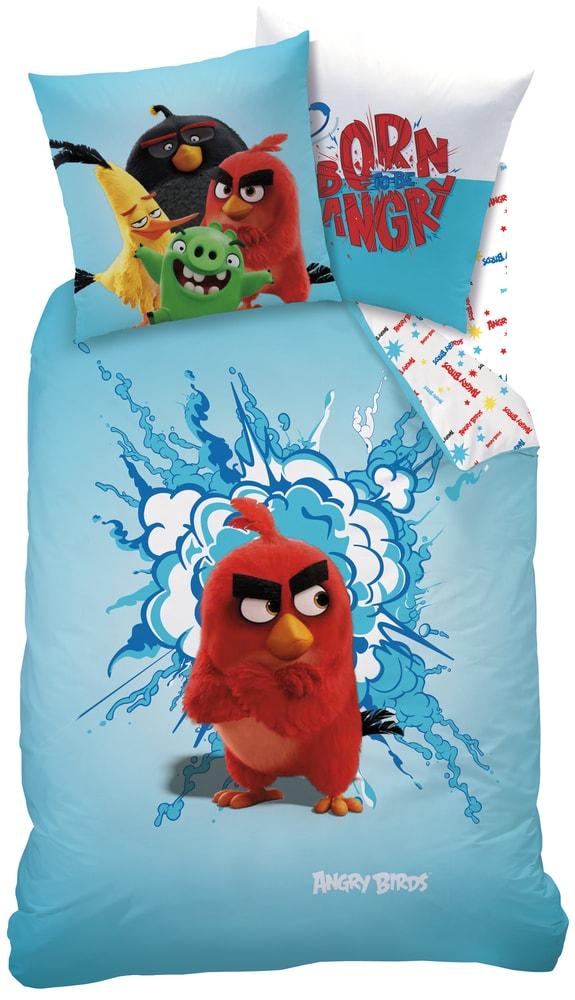 CTI povlečení Angry birds RED 140x200,70x90