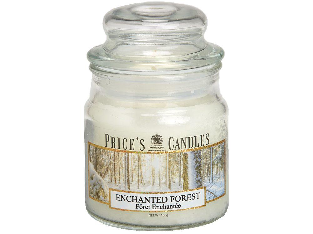 PRICE´S MINI svíčka ve skle Enchanted Forest - hoření 30h