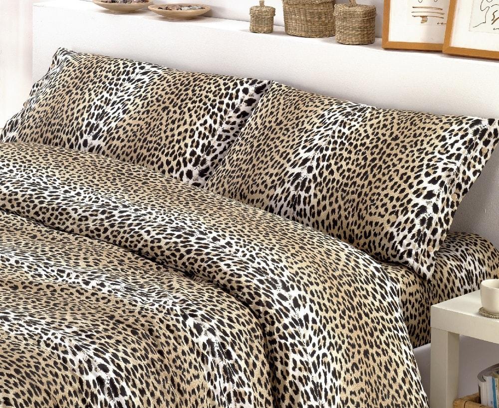 Gipetex Natural Dream Italské povlečení bavlna LUX Maculato - 140x200 / 70x90 cm