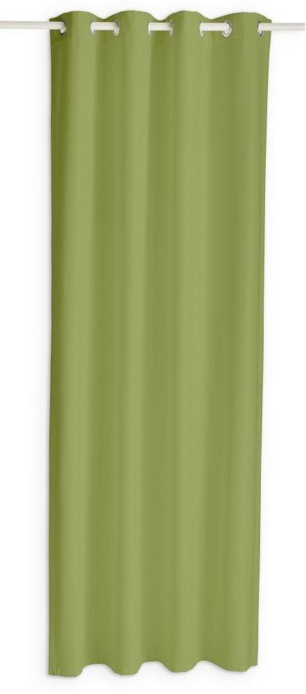 TODAY Zatemňovací závěs s oky 140x260 cm Bambou - zelená
