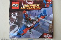 Lego Super Heroes Spider Man 30302