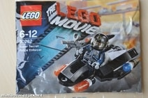 Lego 30282 The movie Super secret police enforcer