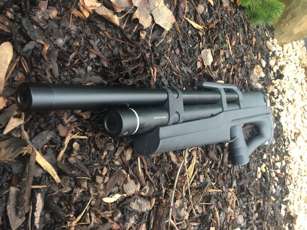 Vzduchovka Huben K1 5,5mm - Huben - Vzduchovky PCP - Vzduchovky