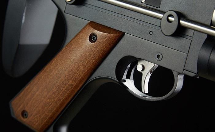 Vzduchová pistole SPA PP750 4,5mm