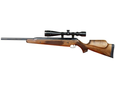 Hodinky Vzduchovka Air Arms Pro Sport ořech 4,5mm