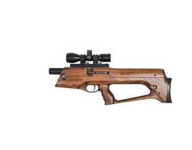Hodinky Vzduchovka AirMaks Arms Caiman wood natural 5,5mm