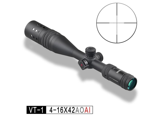Puškohled Discovery VT-1 4-16x42AOAI