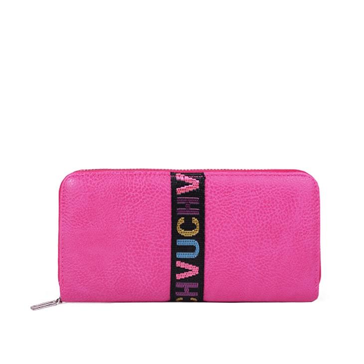 bb09bd03ff696 Vuch - Różowy portfel damski ze skóry ekologicznej GENTLE GINNY