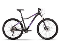 Dámské horské kolo Ghost Lanao Advanced 27.5 - Midnight Black / Purple