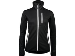 Mikina Mons Royale merino APPROACH TECH MID JACKET W black