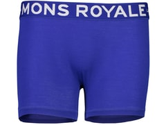 Kalhotky Mons Royale merino HANNAH HOT PANT electric blue
