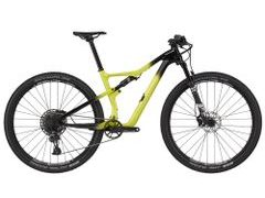 "Celoodpružené KOLO CANNONDALE SCALPEL 29"" CARBON 4, 2021, Highlighter"