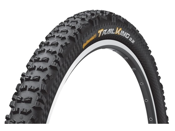 Plášť Continental Trail King 27,5 x 2,2, kevlar