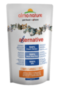 ALMO NATURE ALTERNATIVE DRY CAT -  KURA A RYŽA 750G -  ZĽAVA 20% VÝPREDAJ - VÝPRODEJ