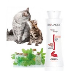 Biogance šampón Fleas away - CAT Antiparaz. 250ml