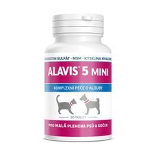 ALAVIS™ 5 mini 90 tabliet