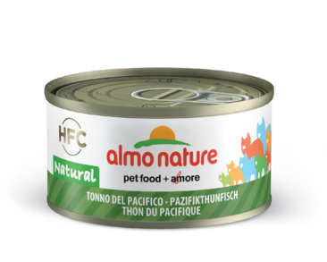 ALMO NATURE HFC WET CAT- PACIFICKÝ TUNIAK 70G