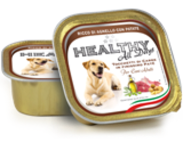 HEALTHY DOG PATÉ JAHŇA SO ZEMIAKMI 150 G