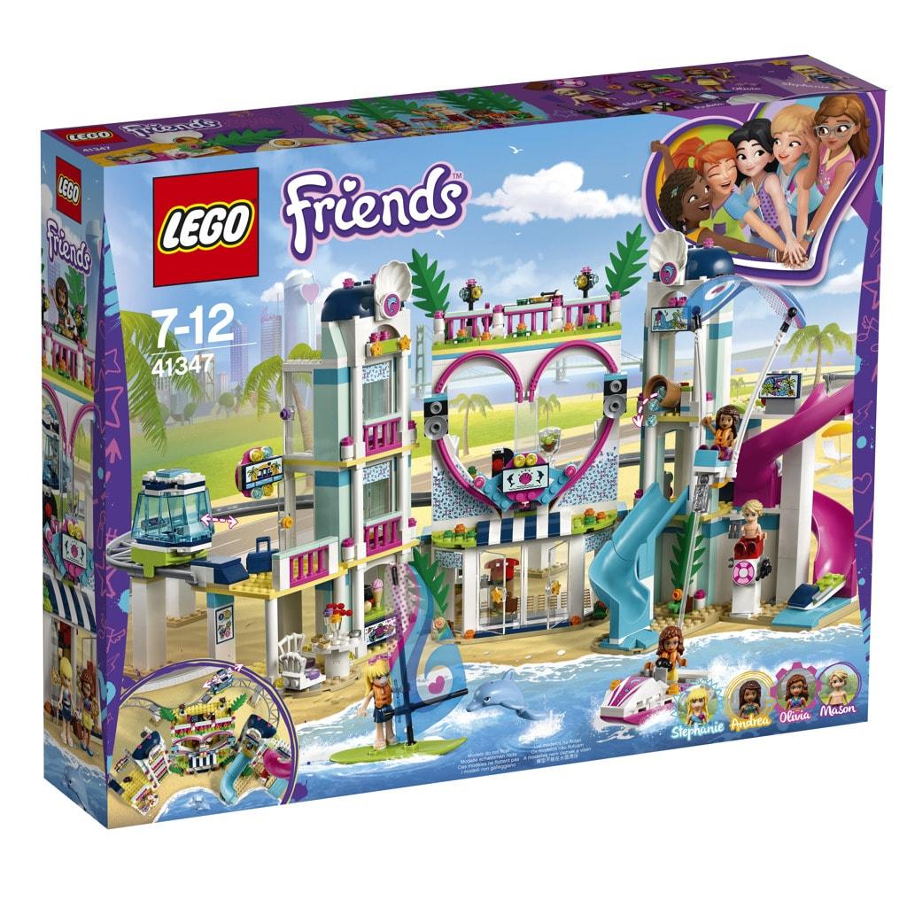 c769e5ba1 Lego Friends Resort v městečku Heartlake - Lego Friends ... - ABC Toys