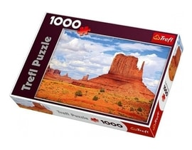 Puzzle Trefl Monument Valley - USA 1000