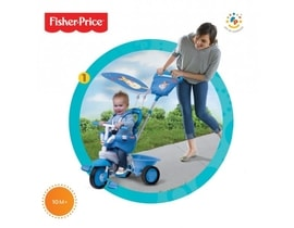 SMART TRIKE tříkolka Fisher Price 146 Elite blue
