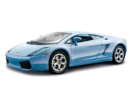 KIT Lamborghini Gallardo, 1:24