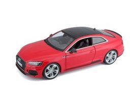 Bburago Audi RS 5 Coupe Red 1:24