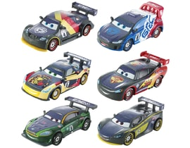 Cars carbon racers auto