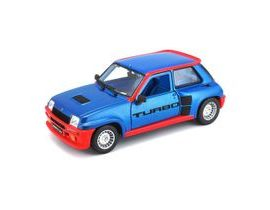 Bburago Renault 5 Turbo 1:24 Blue