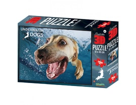 3D PUZZLE-Bella 300pc