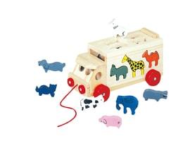 cb96c9d9a ABC Toys - Dino TATRA - DŘEVĚNÁ VKLÁDAČKA 8d. - Dino - Puzzle a ...